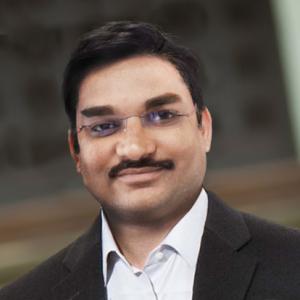 Vinod Chinthareddy, iOS Team Leader